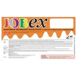 JOBEX - silikonová tenkovrstvá omítkovina zatíraná