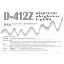 Lepidlo D-412Z
