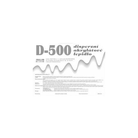 lepidlo D-500 pro lepení dřeva