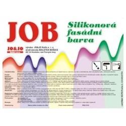 JOB - silikonová fasádní barva