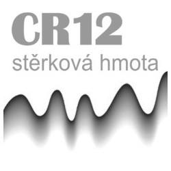 Jednosložková stěrková hmota CR12